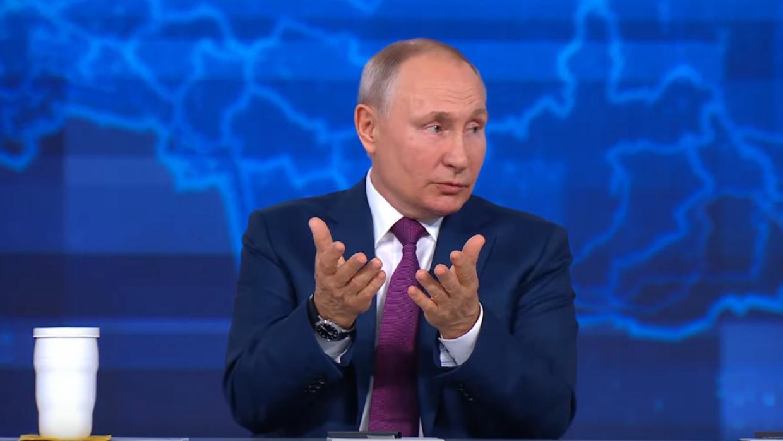 Путин: разово выплатить по 10 тысяч рублей пенсионерам