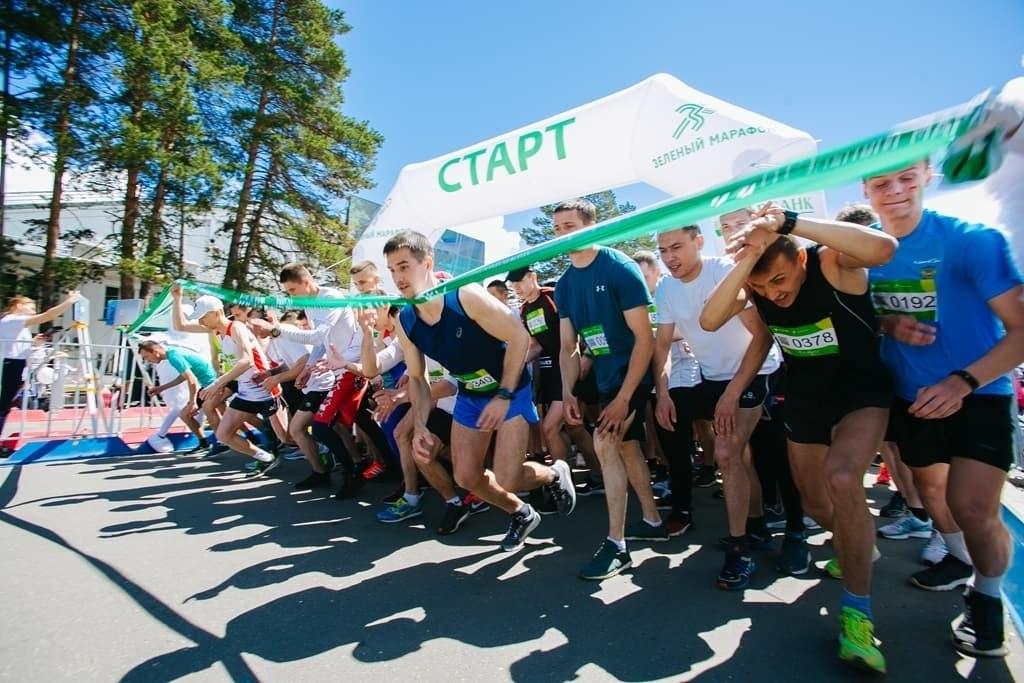 Зеленый марафон в Хабаровске (2021)
