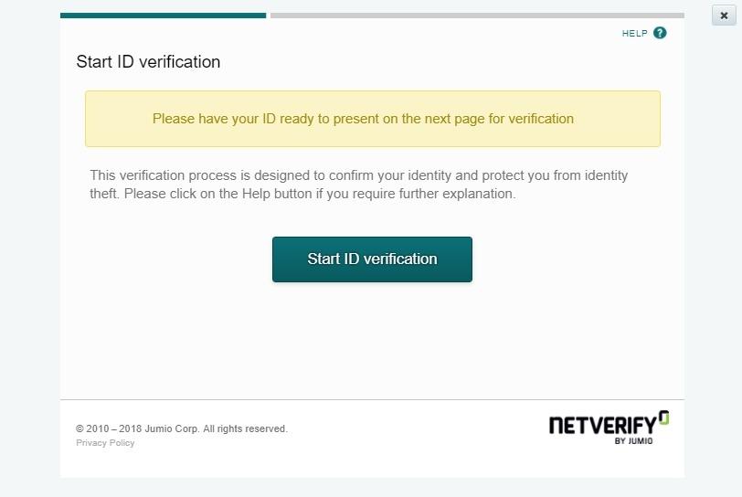 Регистрация и верификация на бирже Poloniex