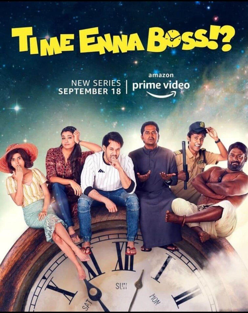 Time Enna Boss