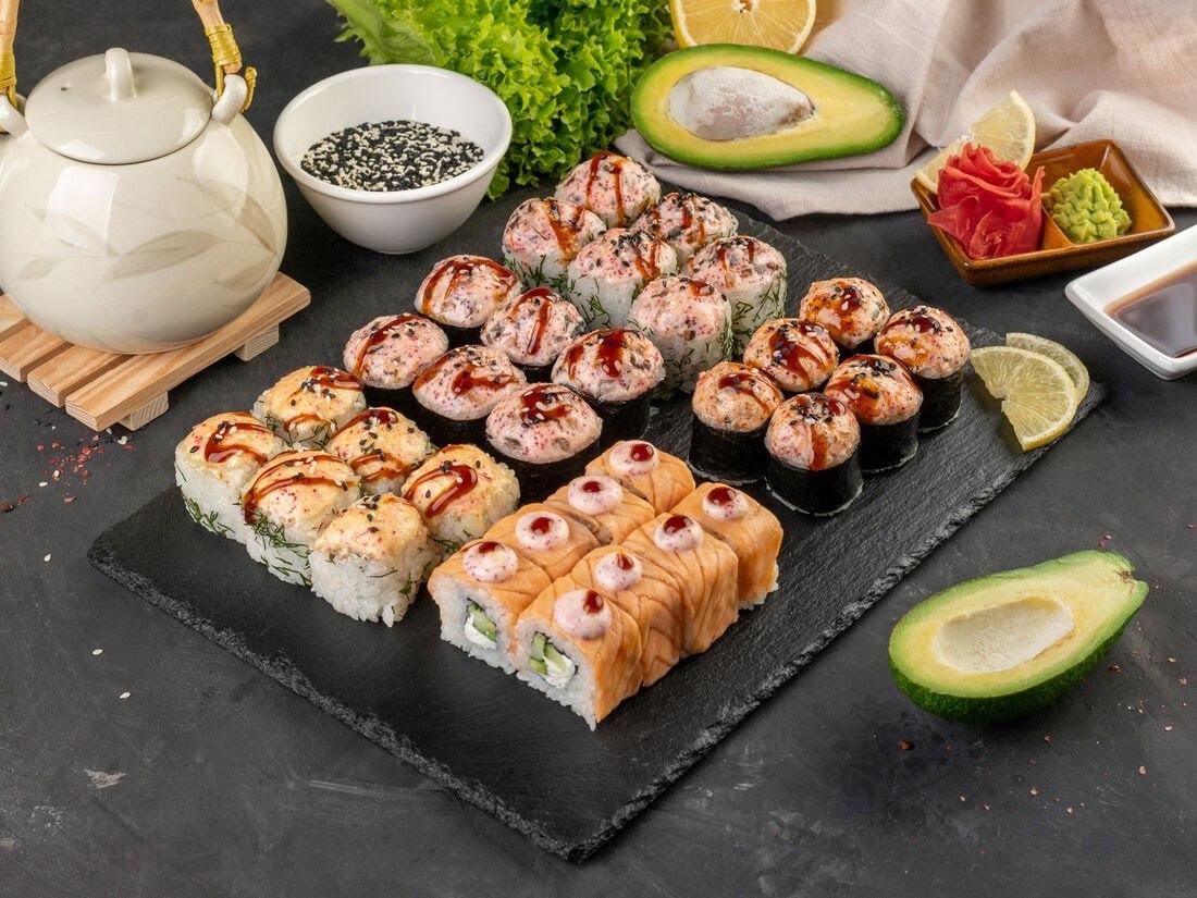 Стоит ли заказывать доставку суши в Саратове