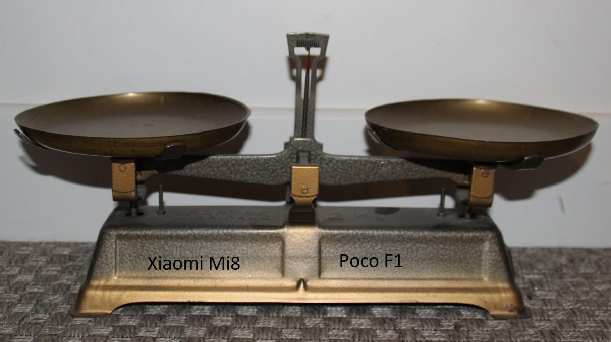 Xiaomi menosprecia al Mi8