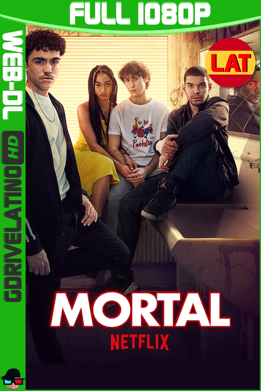 Mortal (2019) Temporada 01 y 02 NF WEB-DL 1080p Latino-Francés MKV