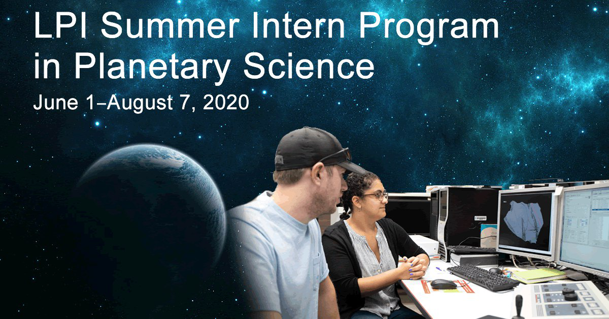 Computer Internships Summer 2020.Grants And Opportunities Telegram