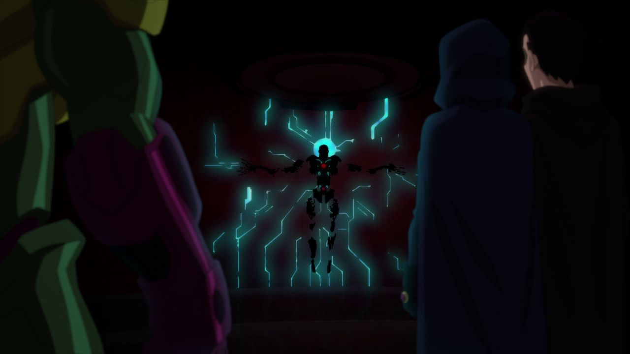 Video Screenshot of Justice League Dark: Apokolips War