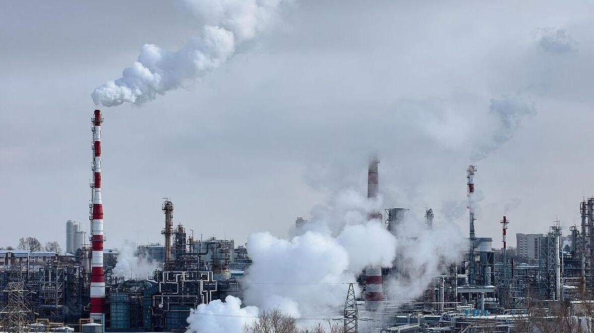 Хабаровск — один из наиболее загрязненных городов России