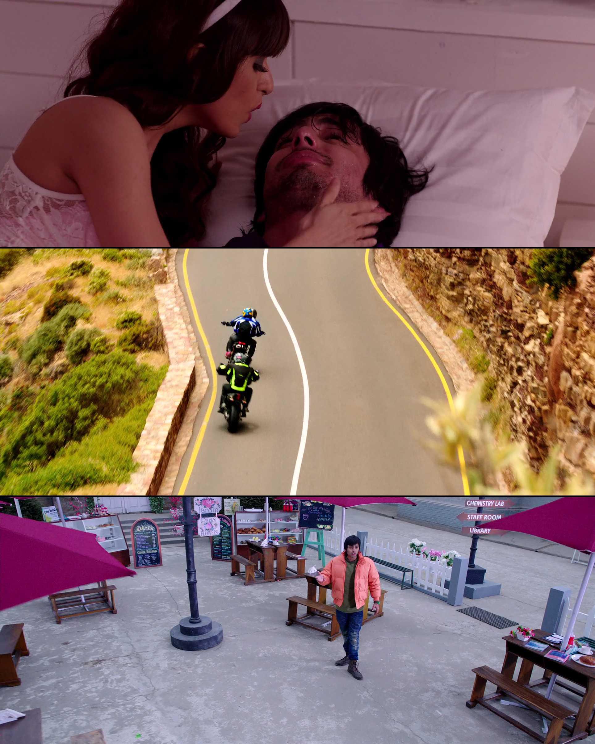 Screenshot of Yaariyan Movie