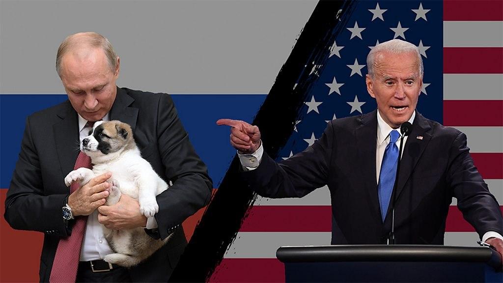 """""""...у президента России в распоряжении только ядерное оружие и нефть""""  (Байден заявил о """"проблемах"""" Путина)"""