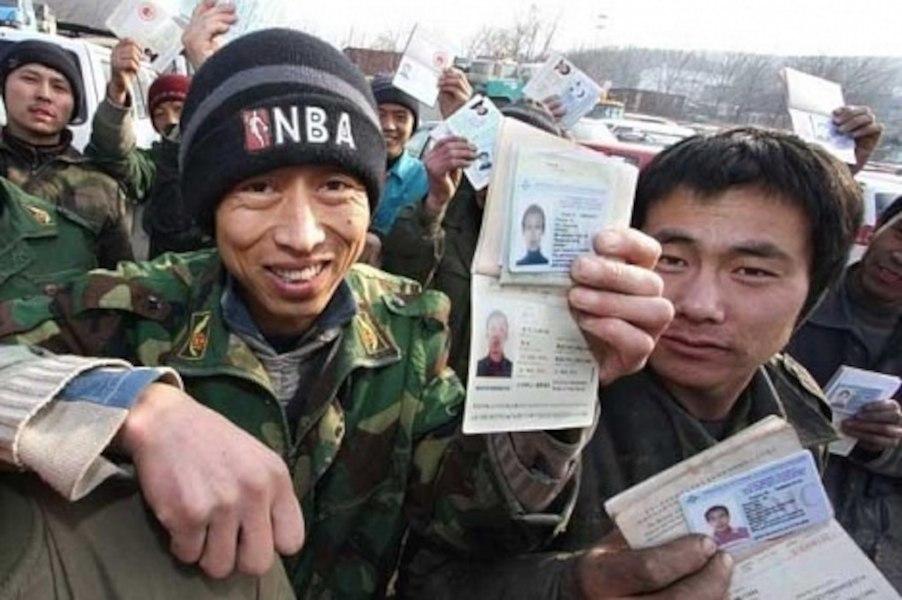 В Хабаровске адаптируют китайских мигрантов