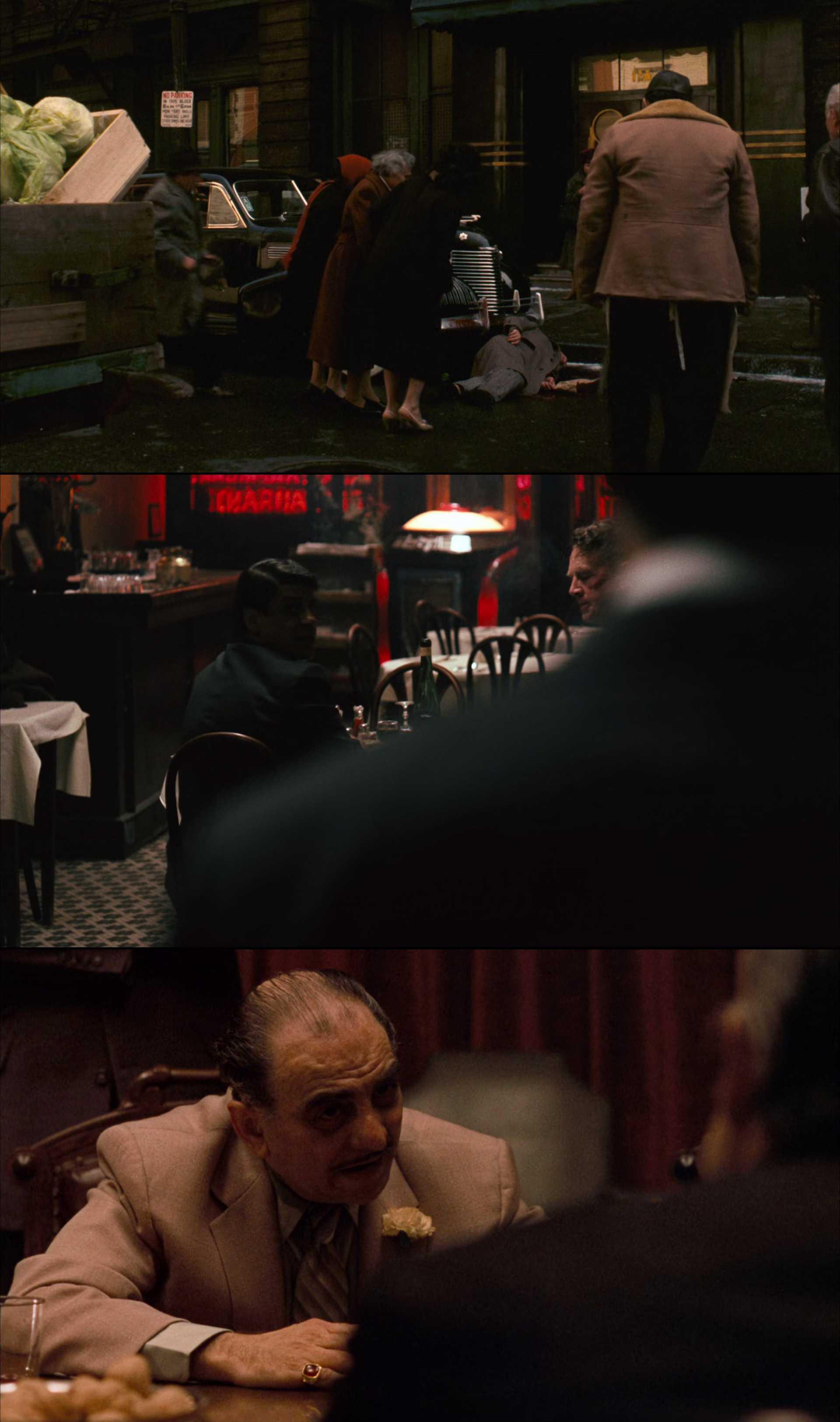 Screenshot of The Godfather Movie