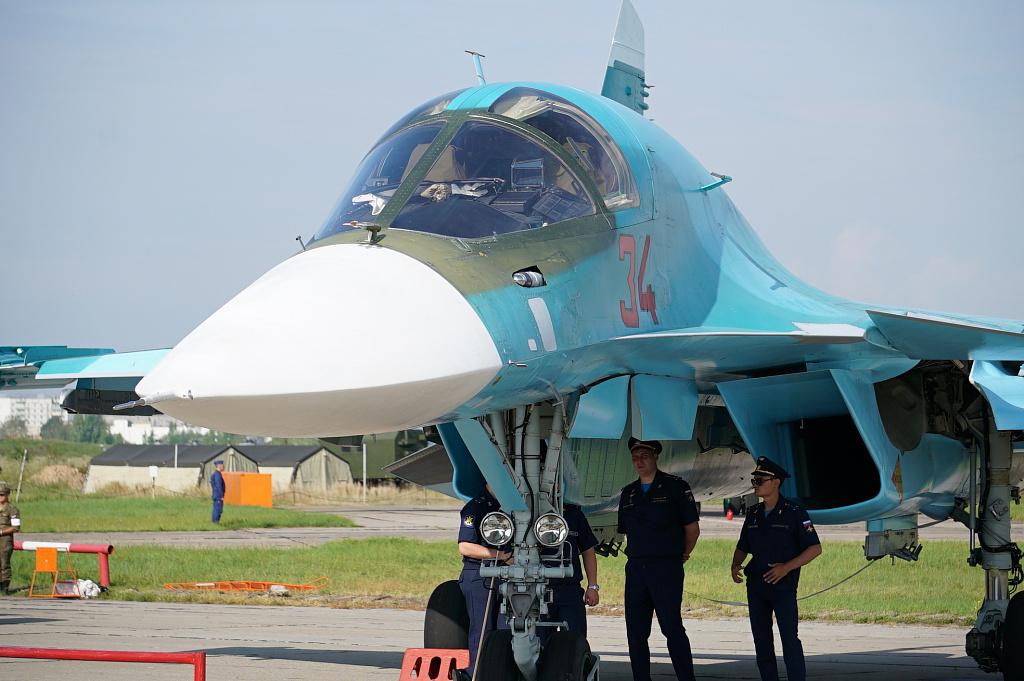 Форум «Армия-2021» стартовал в Хабаровске