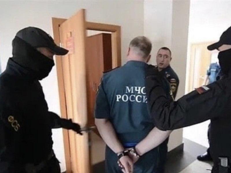 В Хабаровске начальника МЧС поймали на взятке
