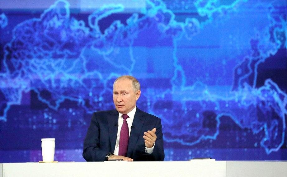 Владимир Путин: я по-прежнему выступаю за добровольную вакцинацию