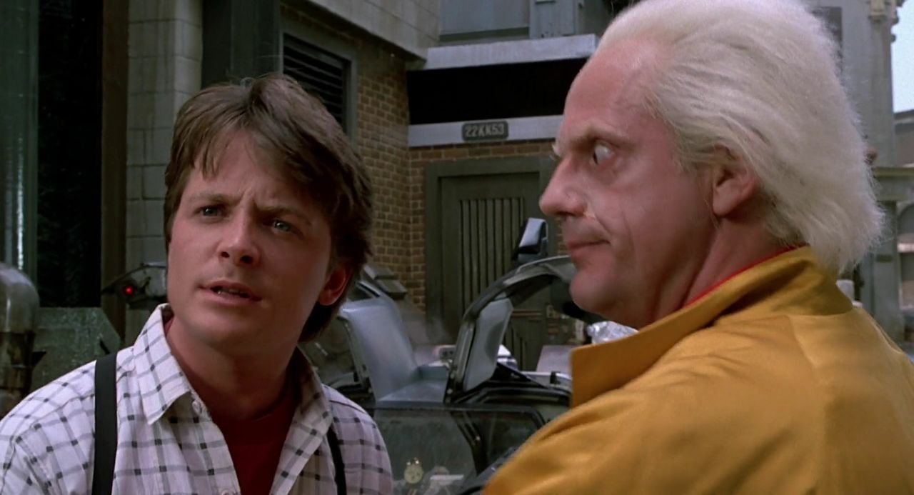 Movie Screenshot of Back to the Future Part II