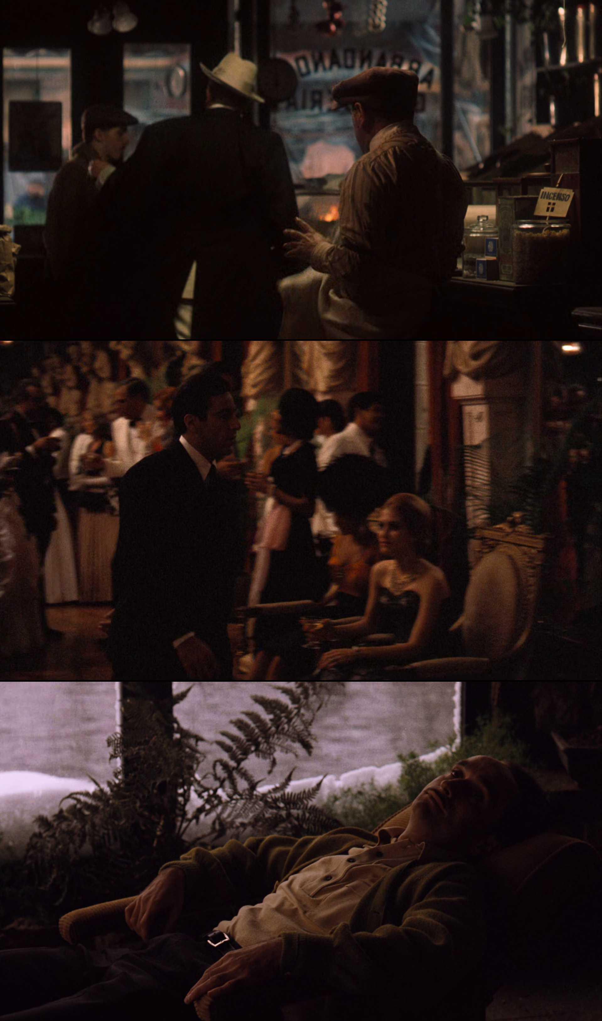 Screenshot of The Godfather: Part II Movie