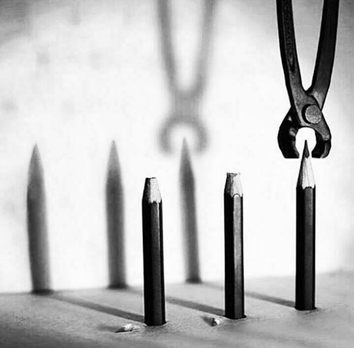 سرکوب قلم