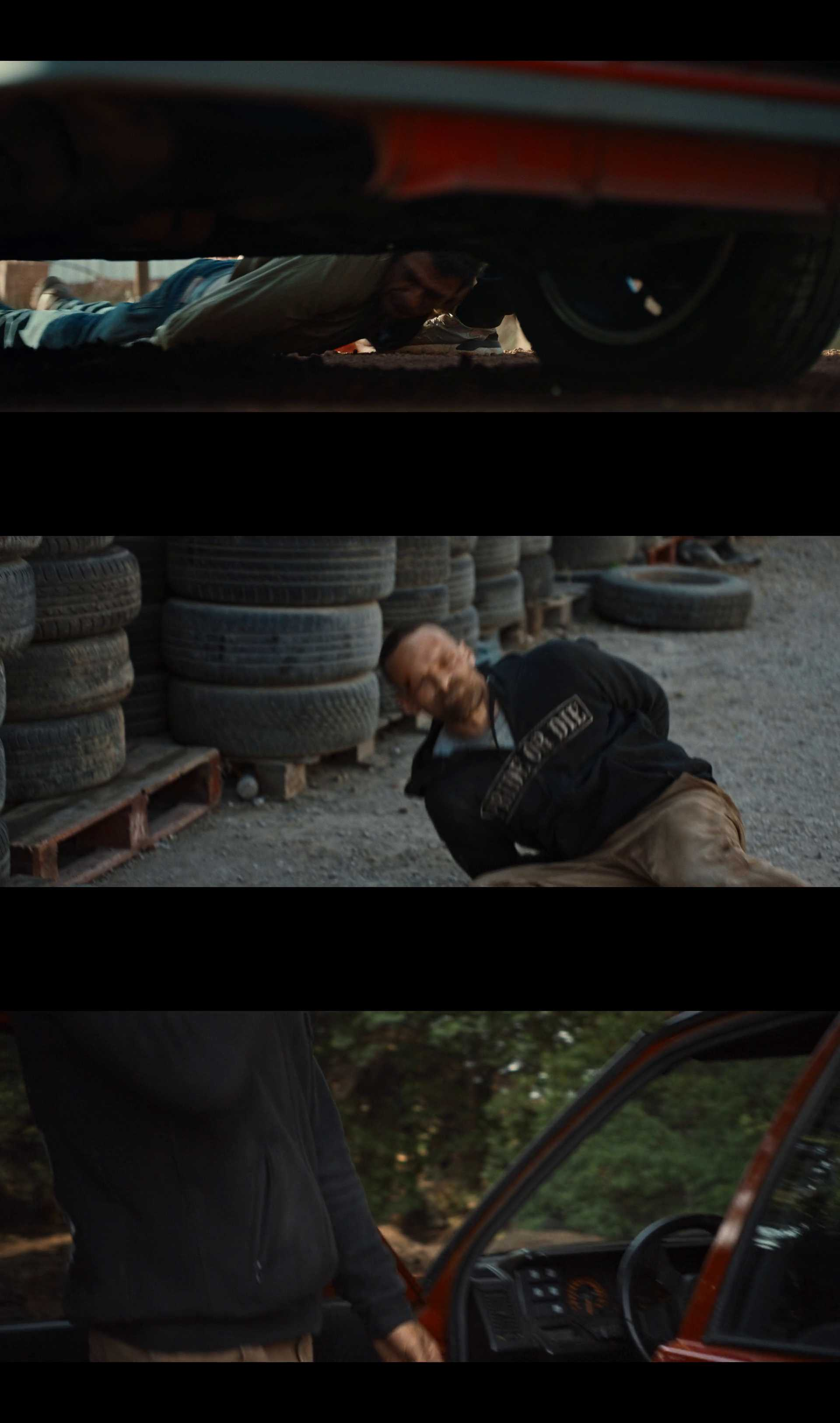 Screenshot of Lost Bullet Movie