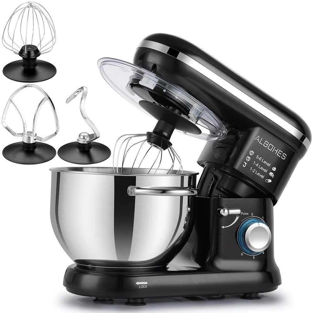 ?Albohes SM 1301Z Bowl-lift Stand Mixer
