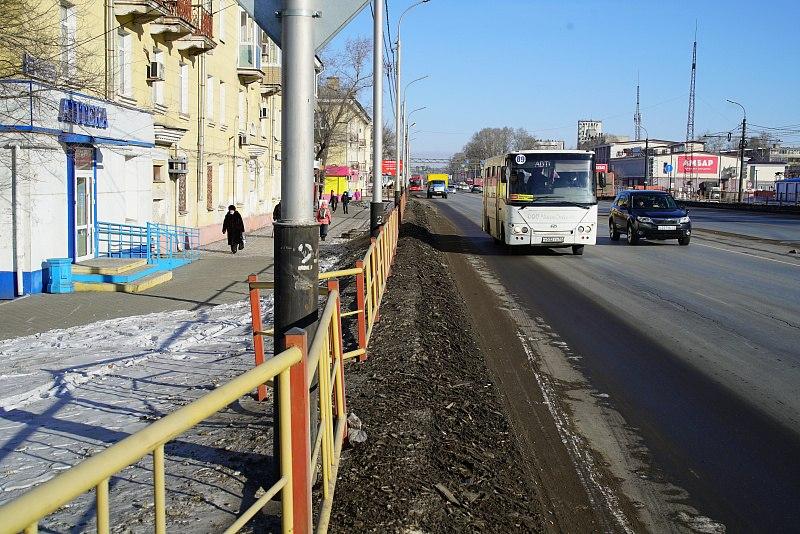 Обустройство новой автобусной остановки на улице Краснореченской обсудили в Хабаровске