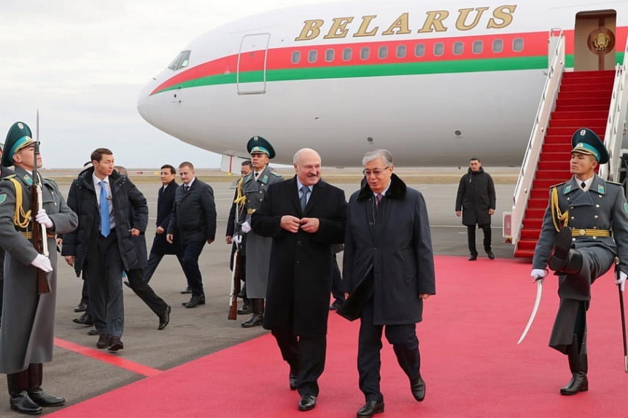 Лукашенко собрался с визитом на Дальний Восток