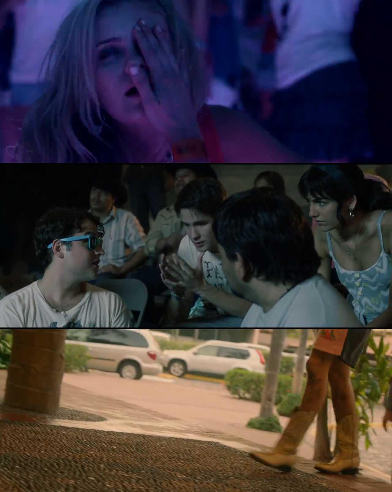 Screenshot of Sundown Movie