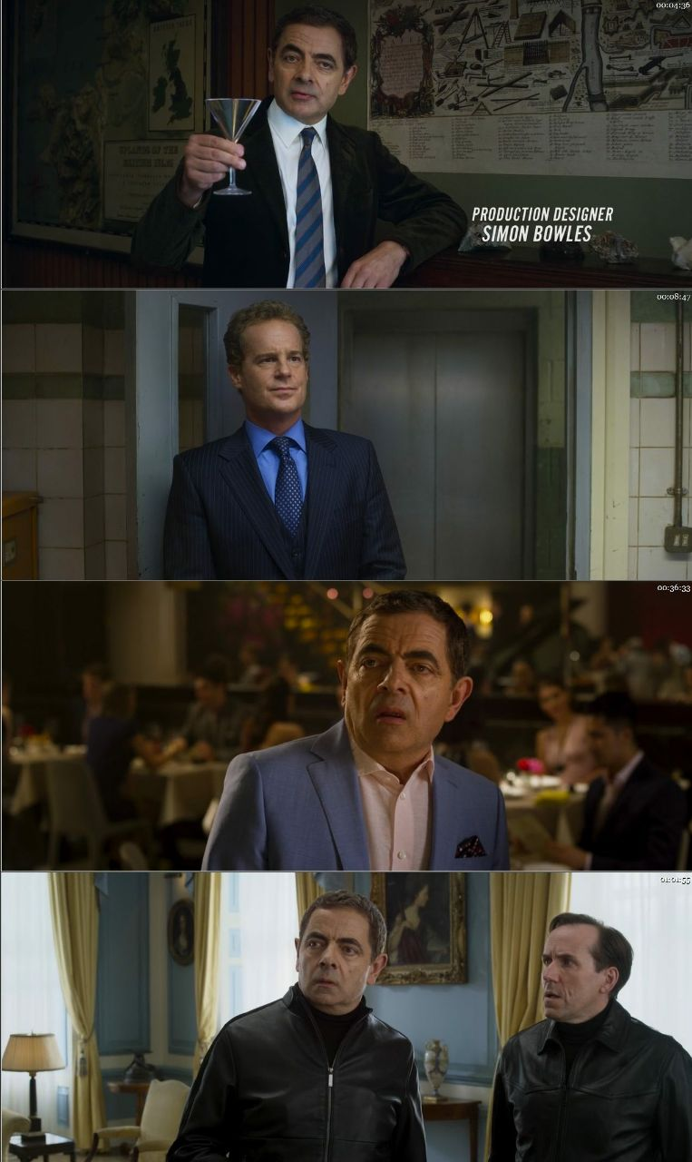 Screenshot of Johnny English Strikes Again