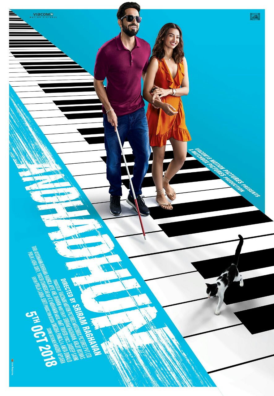Free Download Andhadhun Full Movie