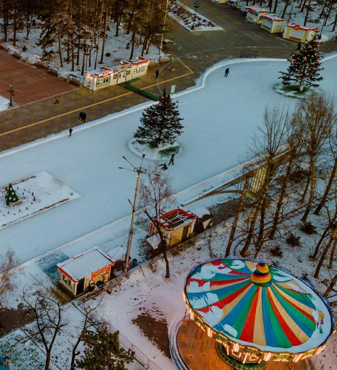 В Хабаровск придёт похолодание