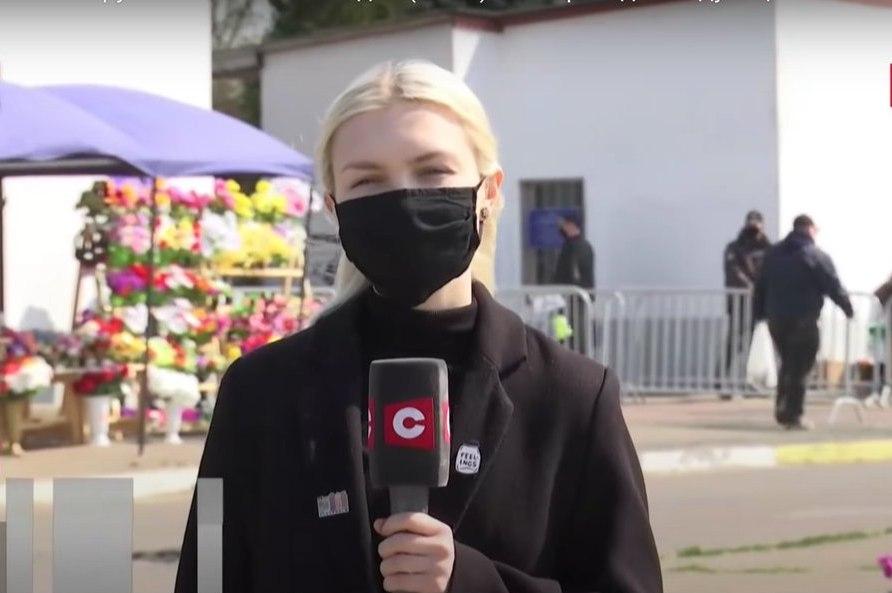 Журналистам запретили носить маски в Хабаровске