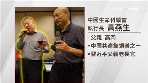 李一平:太子党,情报头子,习亲信-高燕生和韩国瑜是老朋友