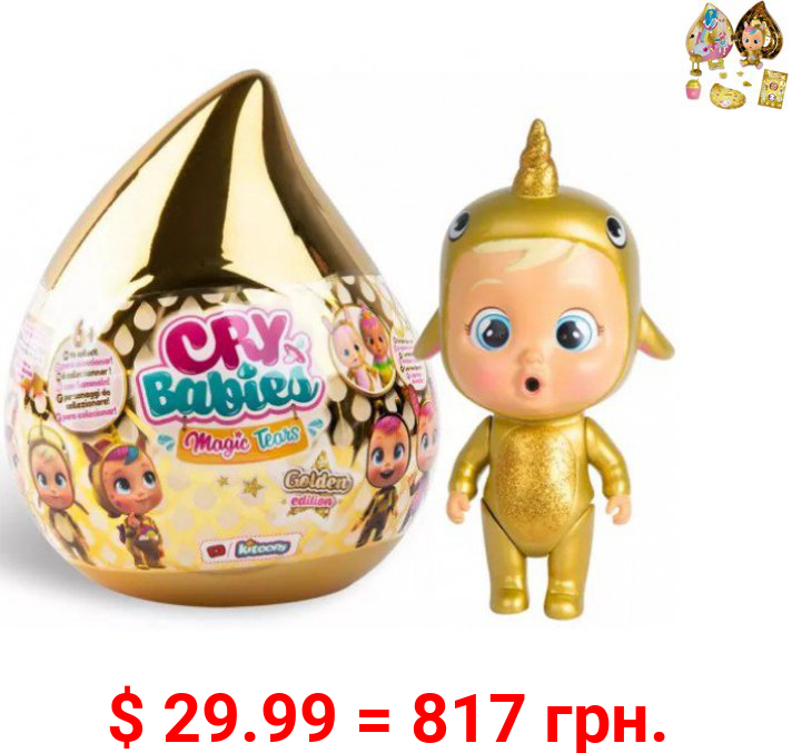 Cry Babies Golden House Edition Magic Tears Mystery Pack