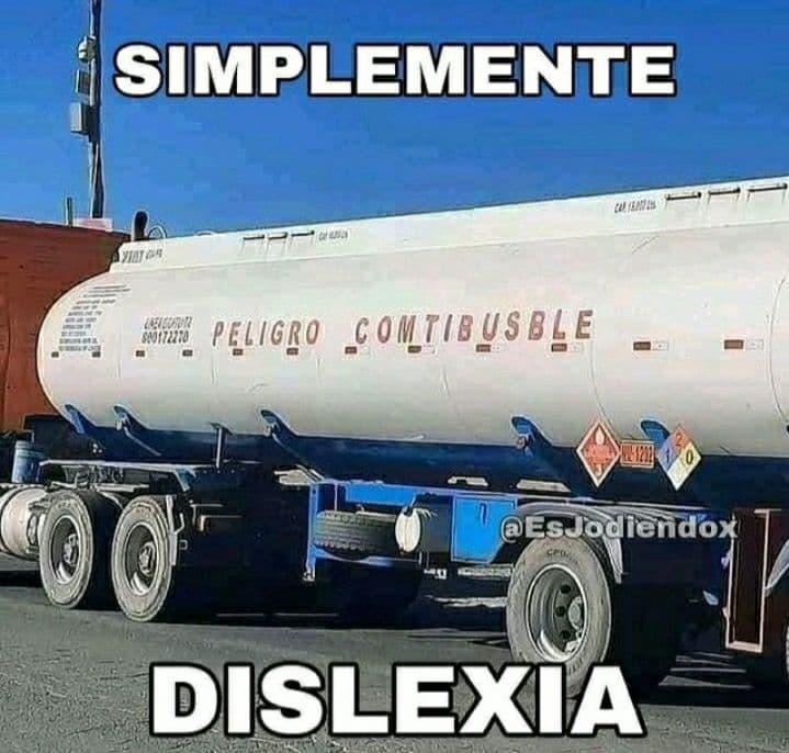 Puta dislexia