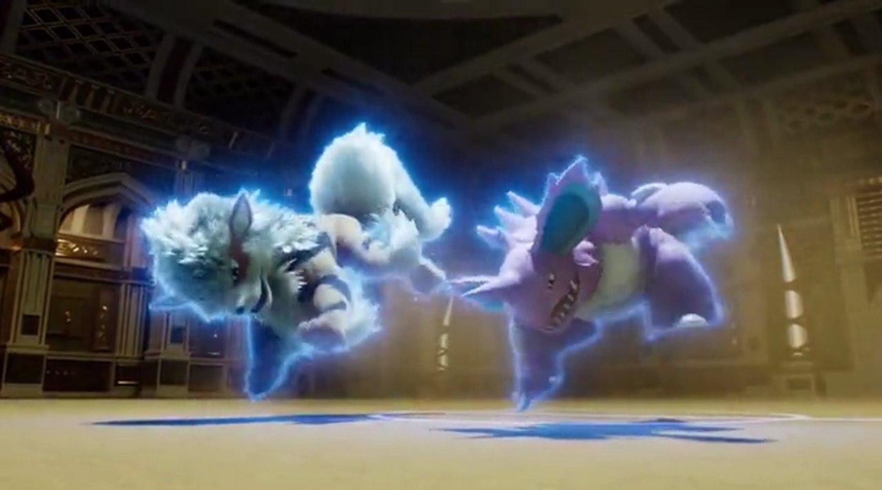 Screenshot of Pokémon: Mewtwo Strikes Back - Evolution