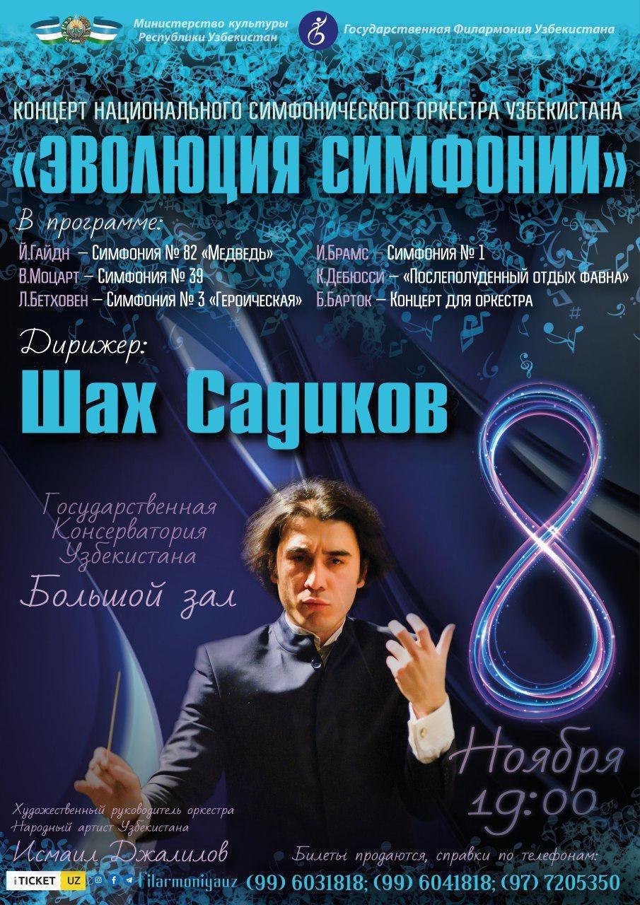 «Эволюция симфонии»