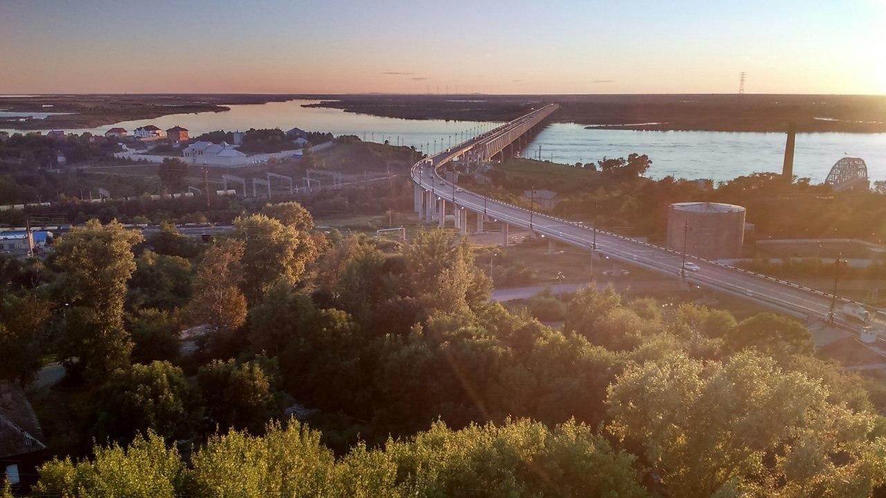 Амурский мост (Хабаровск)
