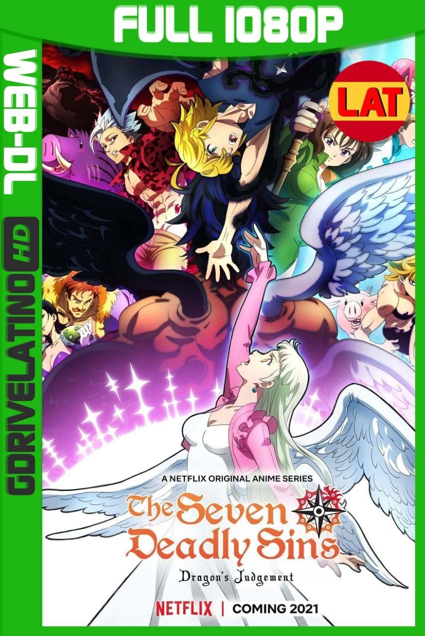 Los Siete Pecados Capitales: El Juicio del Dragón (2021) Temporada 04 [24/24] NF WEB-DL 1080p Latino-Japones