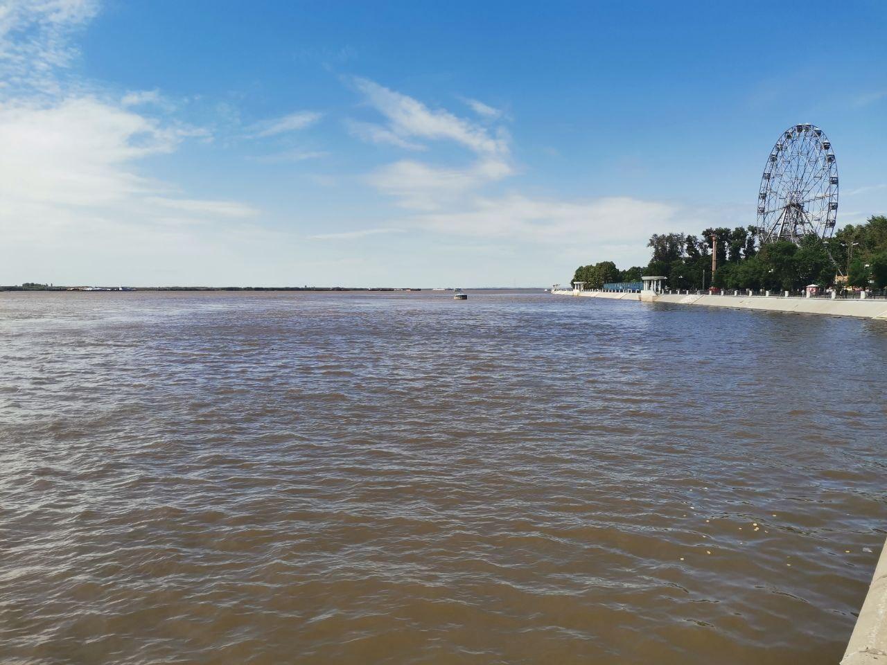 В течение ближайших двух дней гребень амурского паводка пройдет мимо Хабаровска
