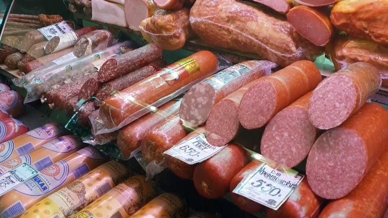 В России подскочат цены на колбасу на 15%