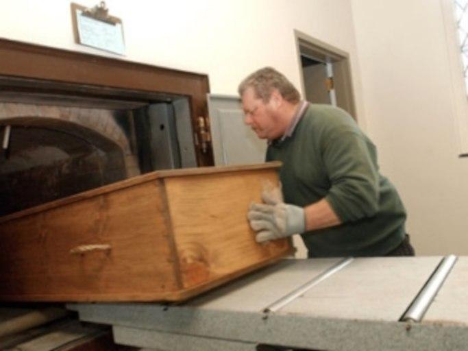 Хабаровчане выстроились в очередь на кремацию