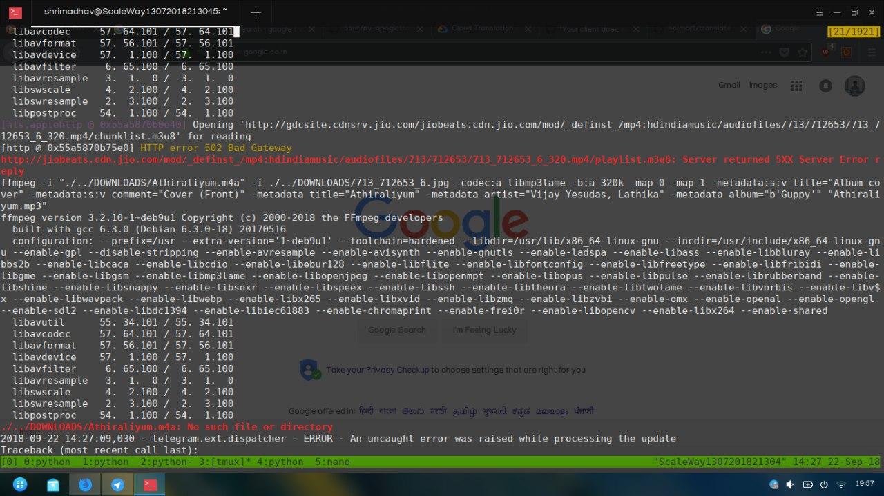 Telegram-канал spechlde - ▷ Shrimadhav U K ✅: Unsorted - каталог