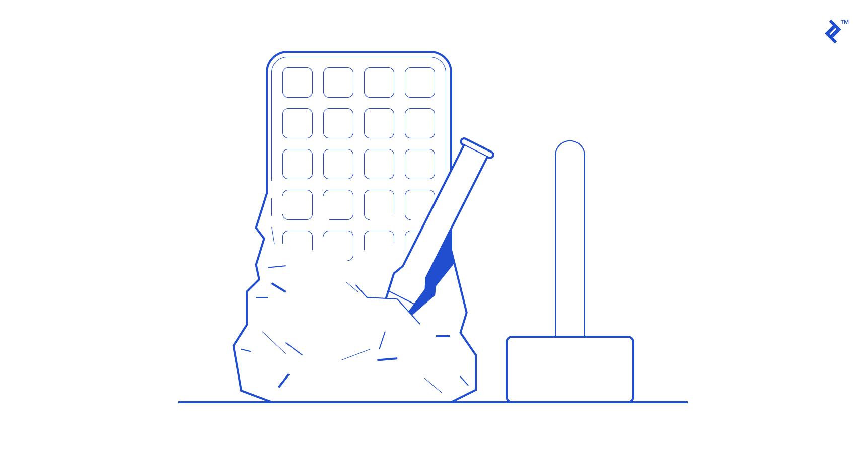 Процесс разработки приложения может быть редуктивным, а не аддитивным.
