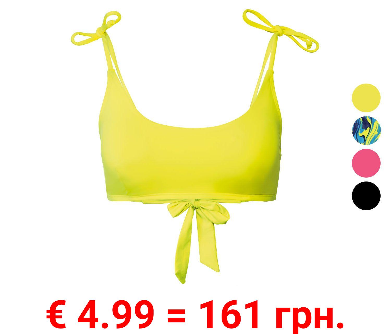 ESMARA® Bikini Oberteil Damen, bügellos