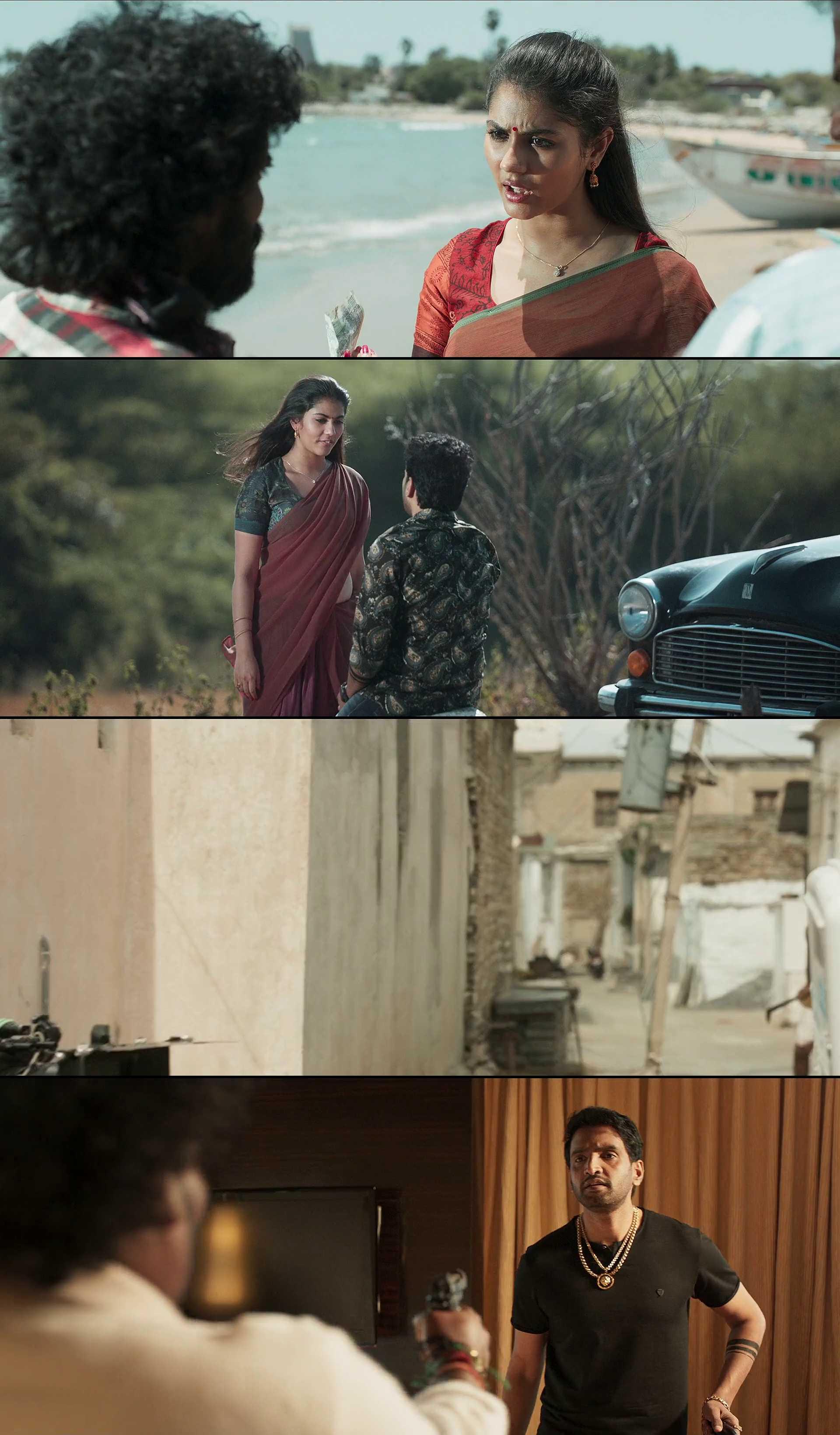 Screenshot of Dagaalty Movie