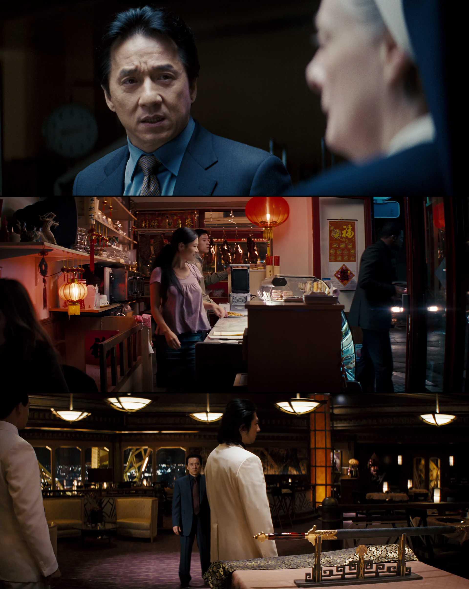 Screenshot of Rush Hour 3 Movie