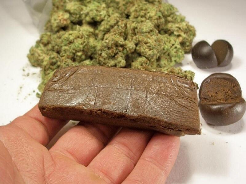 Отличие гашиша от конопли как быстро очистить кровь о марихуаны