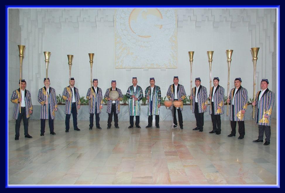 Национальная группа карнай и сурнай