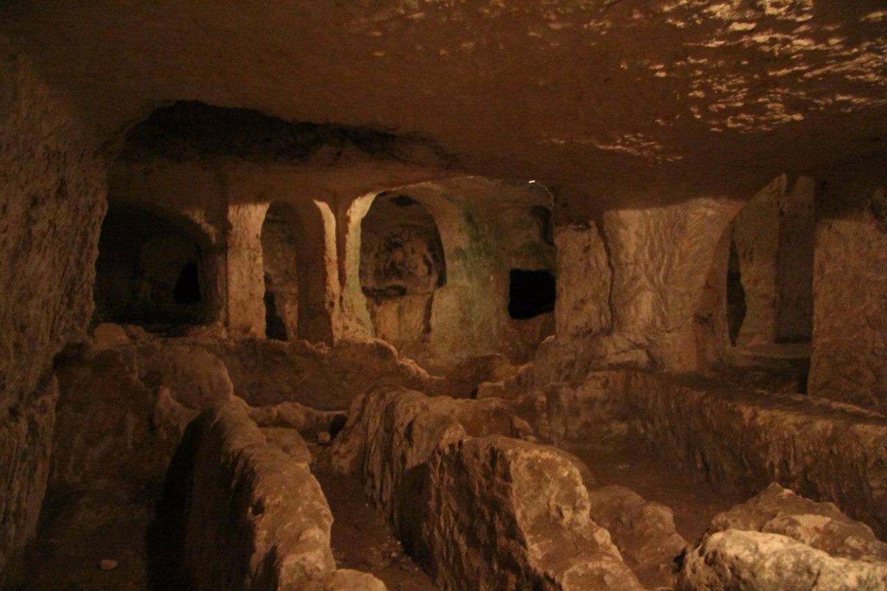 мальтийские катакомбы фото изображения, картинки