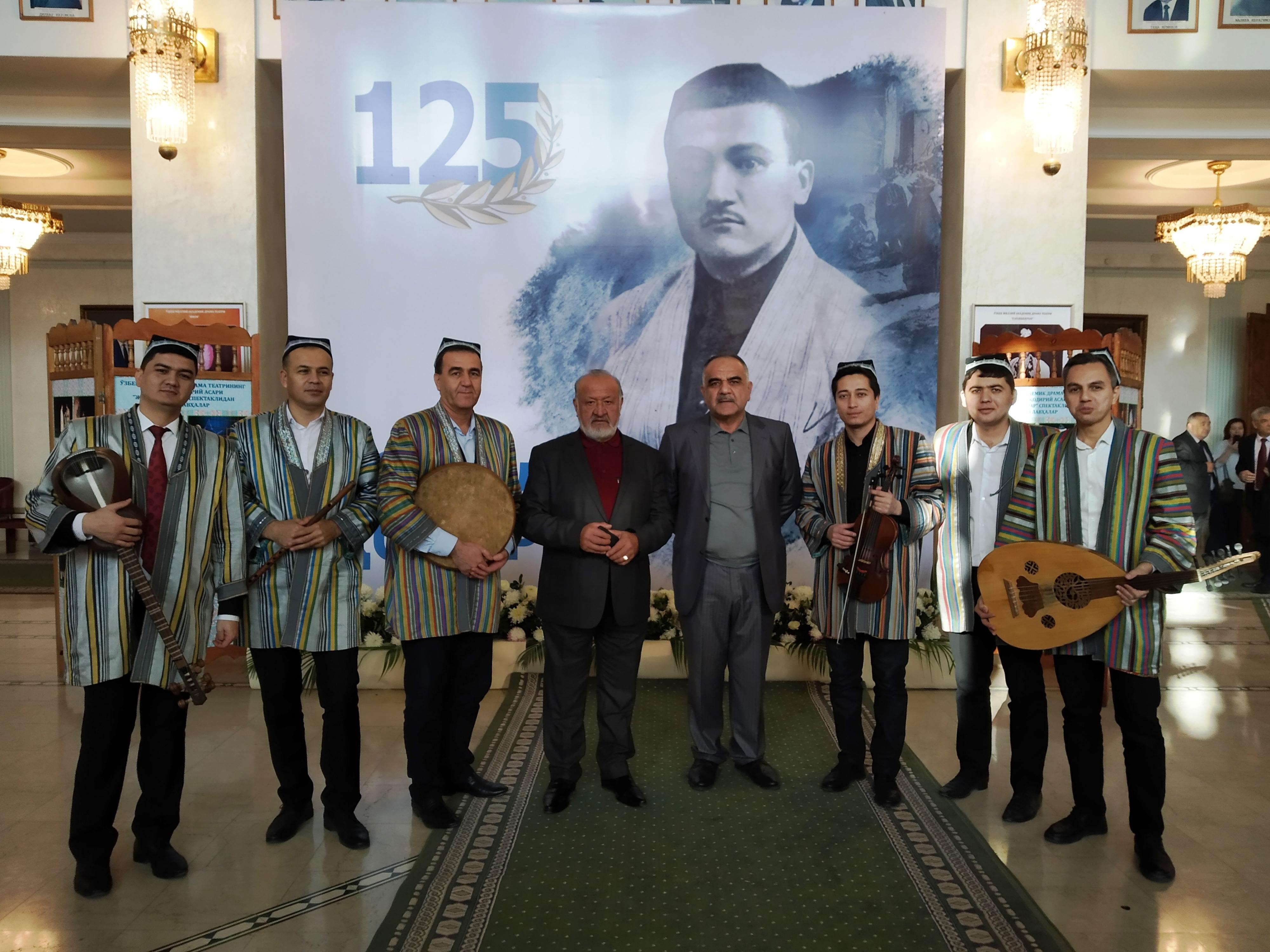 Абдулла Кодирийнинг 125 йиллик юбилейи ўтказилади