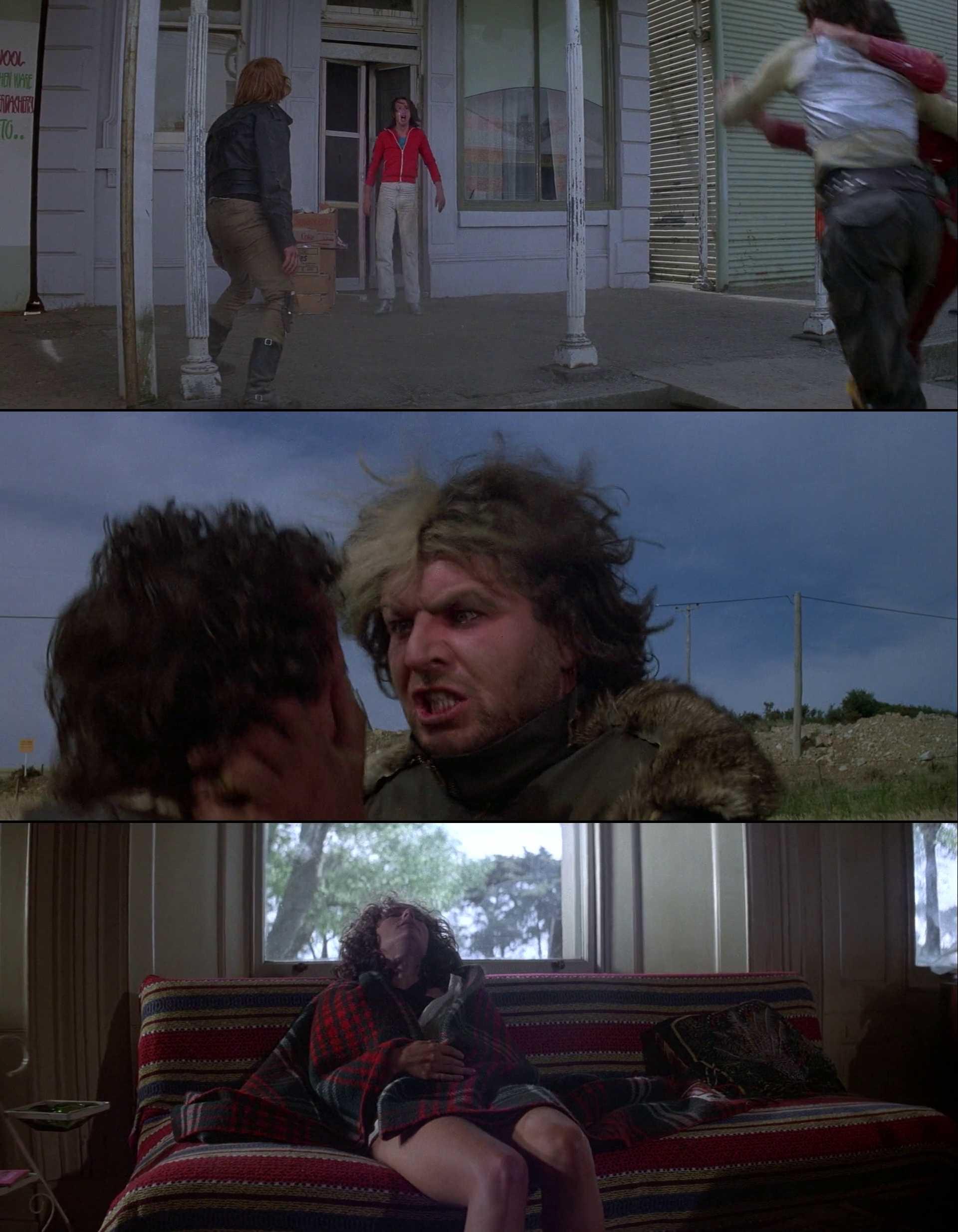 Screenshot of Mad Max Movie