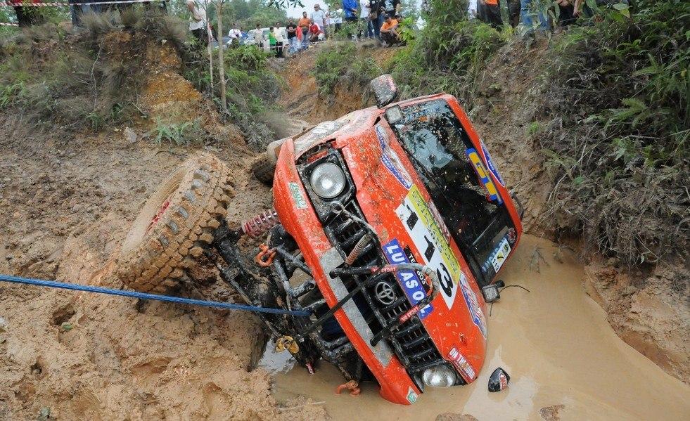 Дальневосточный Трофи-рейд: гонки по труднопроходимым местам пройдут в этом году